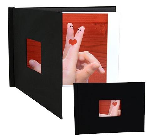 Pinchbook Torpedo Innova avec fenêtre et photos